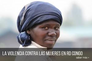 Violencia Contra las mujeres en RDC