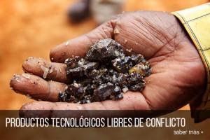 Tecnología libre de conflicto