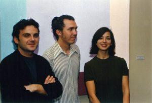 Los 3 primeros ganadores del Premio