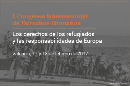 I Congreso Derechos Humanos Valencia
