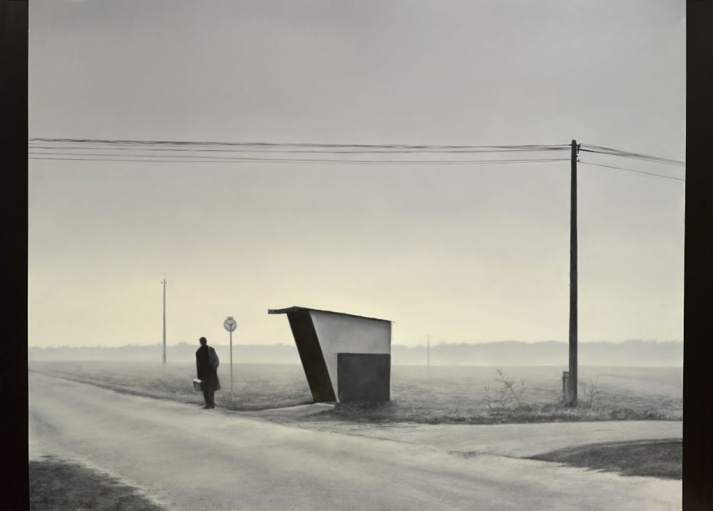 "Obra premiada: ""On the road"" de José Antonio Ochoa"