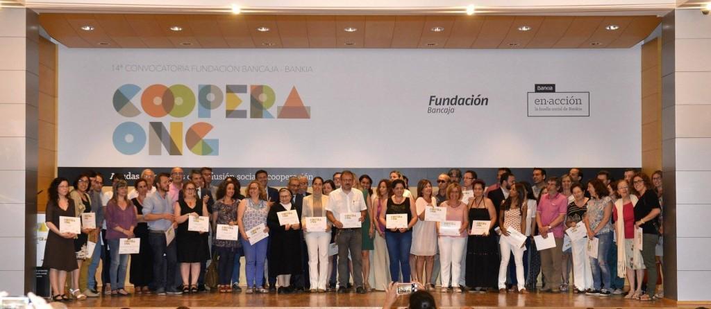 14ª Convocatoria Fundación Bancaja - Bankia Coopera ONG