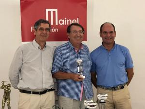 X Torneo solidario Fundación Mainel en el Club Escorpión