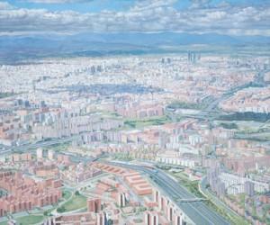 José Manuel Pozo. Vista de Madrid.